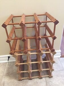 Wine racks $5/ two