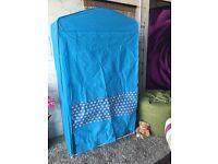 New Children's Blue Wardrobe