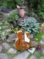 1955 Kay Archtop Guitar - fine vintage jazzbox