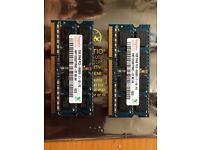 Laptop SODIMM RAM 4GB