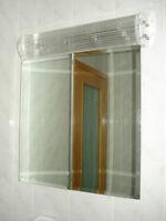 MEDICINE CABINET, 2 MIRRORED DOORS