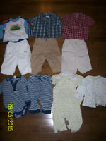 Baby Gap Boys Clothing 6-12 months