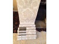 Wallpaper... 12 matching rolls... £50
