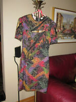 Jolie Robe en Soie/Beautiful Silk Dress