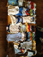 Baby Boy Clothes NB-3 months