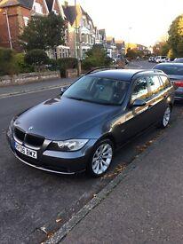 BMW 320d E91 Estate Automatic