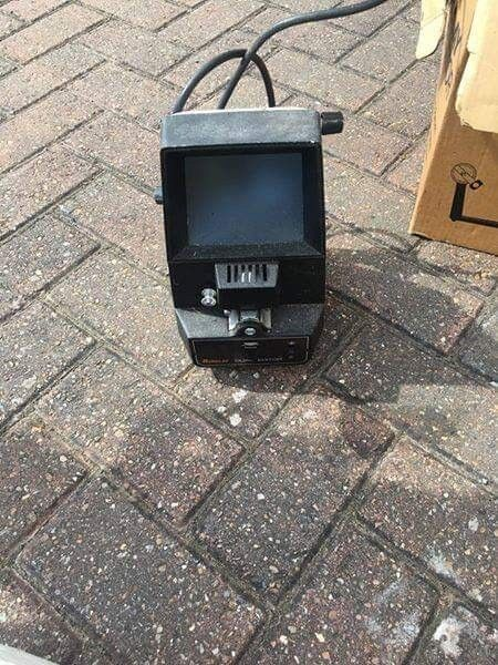 Antique Holbeck auto 8mm projector and monitor for sale | in Hull, East  Yorkshire | Gumtree