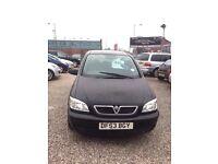 Vauxhall Zafira 2003 7 seater cheap
