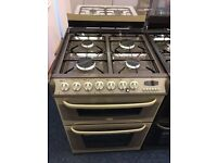 CANNON 60CM ALL GAS COOKER IN BRONZE