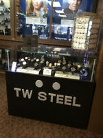 Watch or jewellery display
