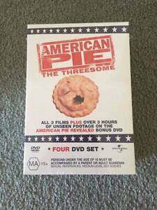 American pie 4 DVD set - Brand New! Point Cook Wyndham Area Preview