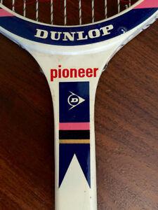 Dunlop Pioneer Tennis Racket Gatineau Ottawa / Gatineau Area image 2