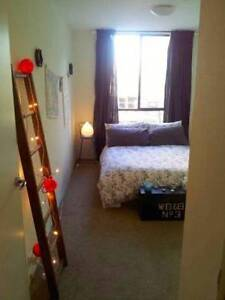 Cosy furnished bedroom with double bed and own bathroom Redfern Redfern Inner Sydney Preview