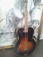 1952 Gibson L-48 Archtop Acoustic Guitar