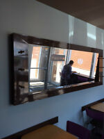 tres beau grand miroir, really nice large mirror