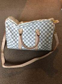 Louis Vuitton Tote Shopper Bag