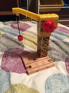 Magnetic Crane For Wooden Thomas the Train Set