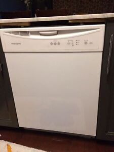 Almost new dishwasher on sale