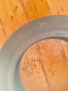 Barely used Dunlop winter tires 185 55 R16 St. John's Newfoundland image 2