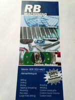 Machining,Fabrication and welding service