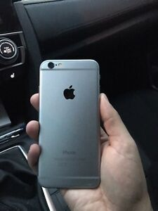 iPhone 6 16GB black ROGERS AND CHATR