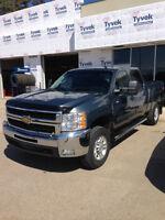 SOLD      2010 Chevrolet Silverado 2500 LT Pickup Truck