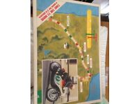very rare Isle Of Man TT Races board game