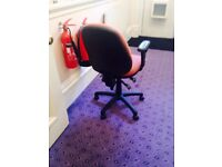 L@@K USED ADJUSTABLE COMPUTER CHAIR £12.50