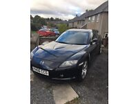 RX-8 231 ps spares or repairs