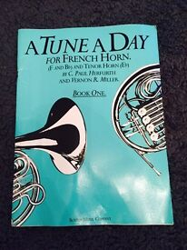 A Tune A Day for French Horn