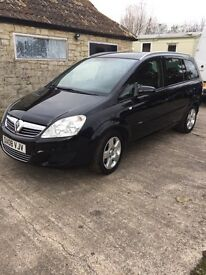 2008 Vauxhall zafira 1.6 breeze