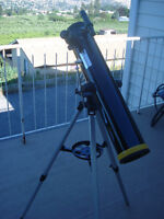 NATIONAL GEOGRAPHIC NG76AZ TELESCOPE FOR SALE