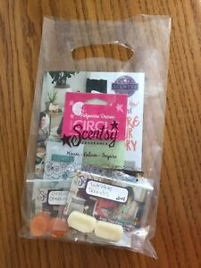FREE Scentsy goodie bag