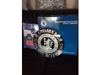 Chelsea Fc mirror and duvet cover