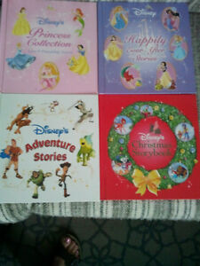 LARGE DISNEY STORY BOOKS WITH LOTS OF GREAT PICTURES **ORILLIA**