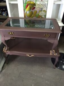 Selling Beautiful Re-Finished Coffee Tables  London Ontario image 1