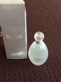 Lovely sheer by Sarah Jessica Parker