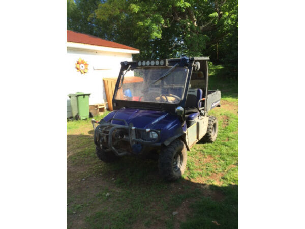 Used 2005 Polaris Ranger 700XP 4x4