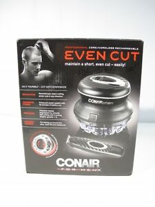 ConAir Rechargeable Even Cut cordless professional double pack