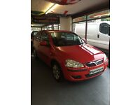 """HURRICANE CAR & MOTORCYCLE SALES"" 2005 Vauxhall Corsa low miles"