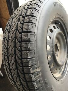 Winter Tires 235 70 R16 Bf Goodrich Winter Slaloom KSI $700