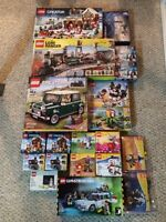 Lego Creator, Ideas and Other Sets