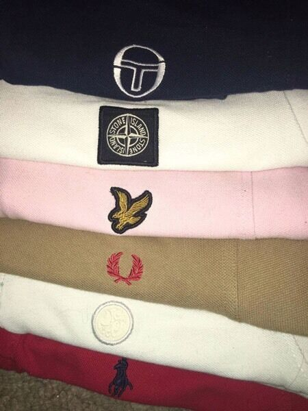 Polo shirt bundle.