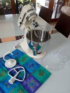 Kitchen Aid Artisan Mixer (Ice Cream bowl seperate) Durack Brisbane South West Preview