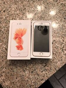 iPhone 6s 64gig excellent condition