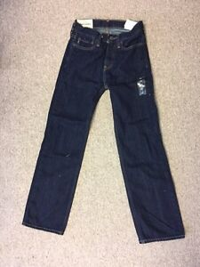 ABERCROMBIE boy jeans size 12, new with tags Cambridge Kitchener Area image 1