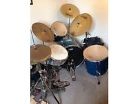 STAGG DRUM KIT ADULT SIZE