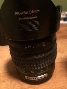 Pentax DSLR camera and lenses Kingston Kingston Area image 3