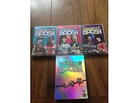 DVD Box set-The Mighty Boosh (Open to Offers)