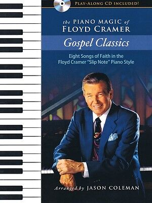 The Piano Magic of Floyd Cramer Gospel Classics Sheet Music 8 Songs 000156344